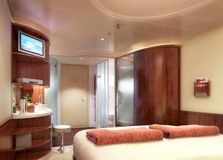 Foto cabina Norwegian Epic  - Cabina interna