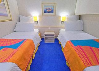 Foto cabina Norwegian Sky  - Cabina interna