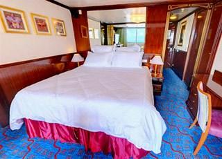 Foto cabina Norwegian Sky  - Cabina suite