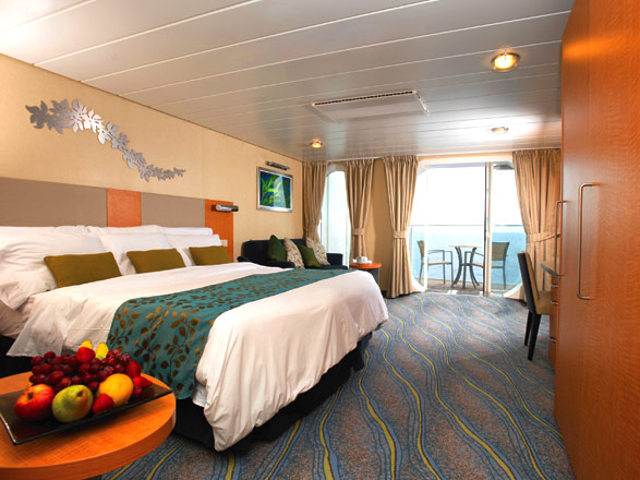 Foto cabina Oasis of the Seas  - Cabina suite