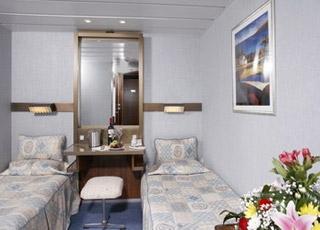Foto cabina Orient Queen  - Cabina interna