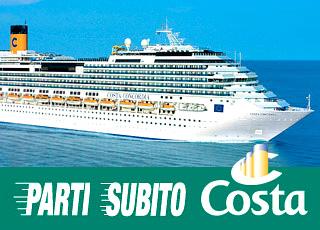 Foto cabina PartiSubito Costa  - Cabina interna