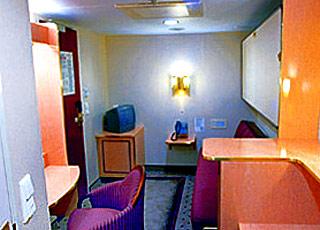 Foto cabina Postale dei Fiordi  - Cabina interna