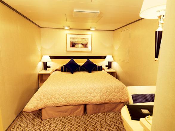 Foto cabina Queen Victoria  - Cabina interna