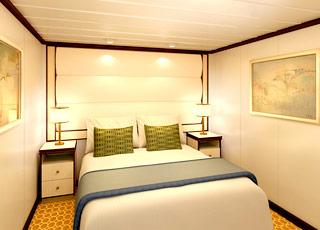 Foto cabina Regal Princess  - Cabina interna
