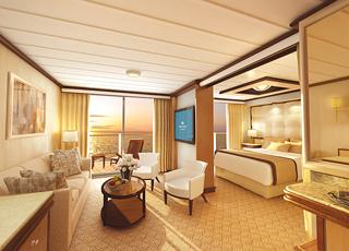 Foto cabina Regal Princess  - Cabina suite