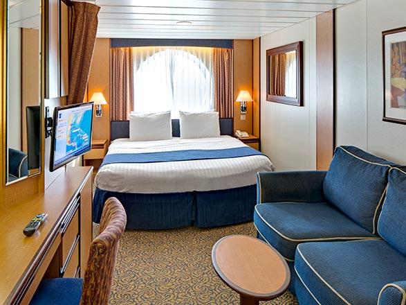 Foto cabina Serenade of the Seas  - Cabina esterna