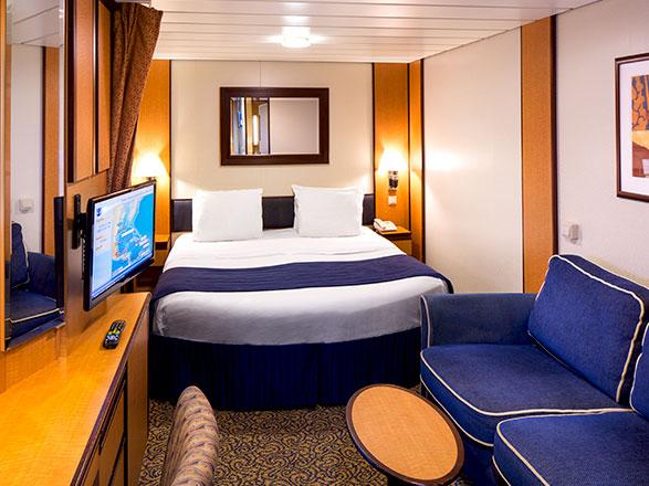 Foto cabina Serenade of the Seas  - Cabina interna