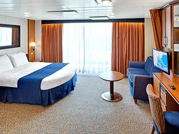 Foto cabina Serenade of the Seas  - Cabina suite