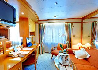 Foto cabina Silver Shadow  - Cabina suite