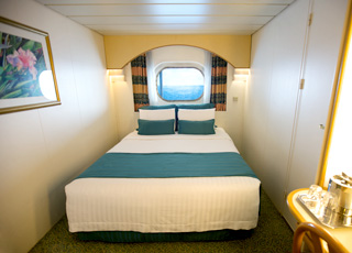 Foto cabina Sovereign  - Cabina esterna