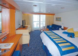 Foto cabina Zenith  - Cabina suite