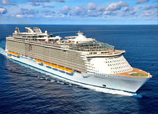 Crociera a bordo della Allure of the Seas 5 *****