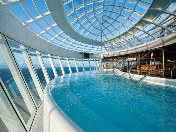 Capodanno a bordo della Allure of the Seas
