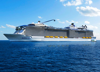 Crociera a bordo della Anthem of the seas