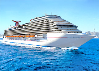 Crociera Carnival Breeze