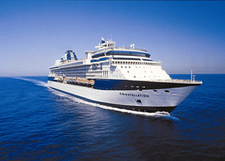 Crociera a bordo della Celebrity Constellation