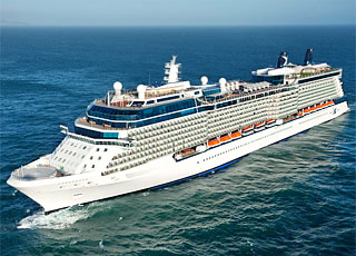 Crociera lusso a bordo della Celebrity Reflection 5 *****