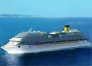 Mini-Crociera Costa Diadema 5 *****