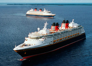 Crociera a bordo della Disney Dream