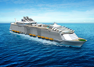 Crociera a bordo della Harmony of the Seas