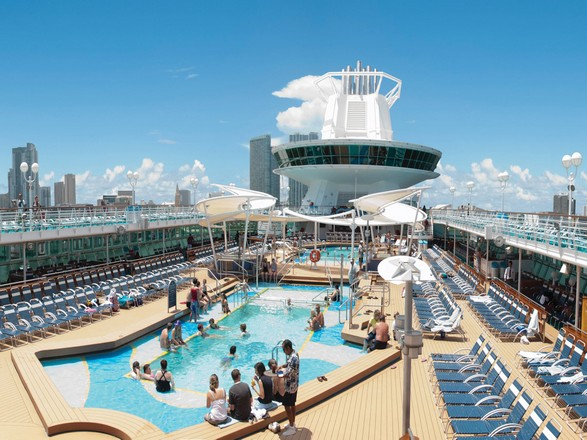 Crociera a bordo della Majesty of the Seas