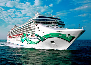 Crociera Norwegian Jade