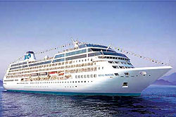 Crociera Pacific Princess