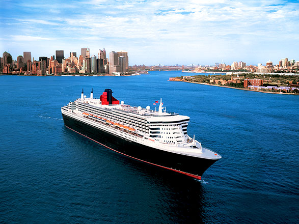 Traversata atlantica - da Southampton a New York