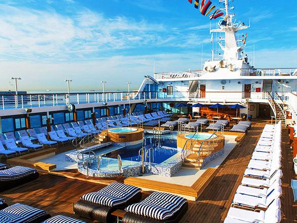 Sirena foto e informazioni per la tua crociera for Quali cabine sono disponibili sulle navi da crociera