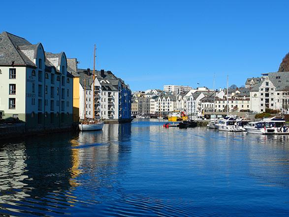 Crociera Alesund(Norvegia)