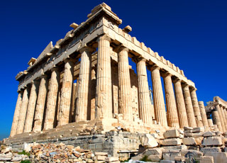 Crociera Atene