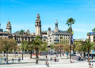 Crociera Barcellona(Spagna)