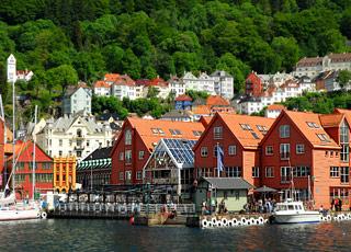 Crociera Bergen