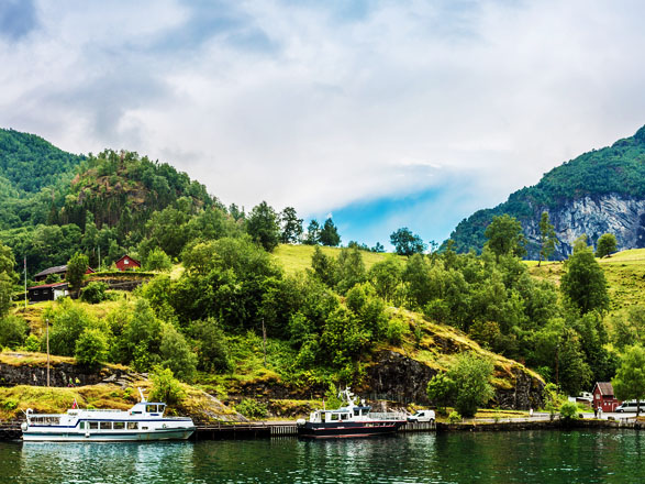 Crociera Bergen(Norvegia)