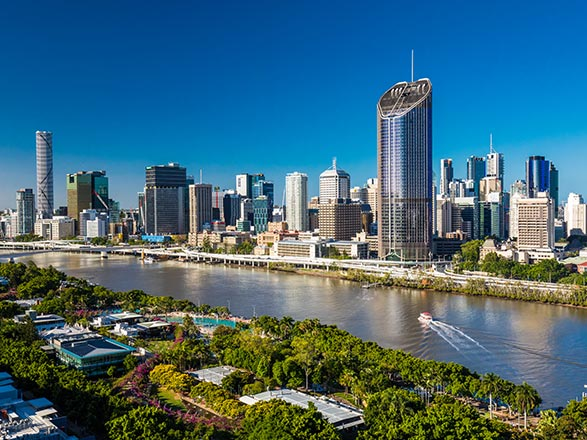 Crociera Brisbane(Australia)