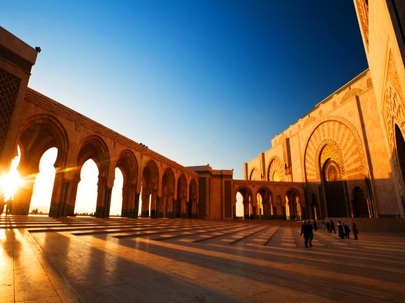 Crociera spagna marocco e portogallo 10 giorni - Marocco casablanca ...