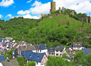 Crociera Cochem(Germania)