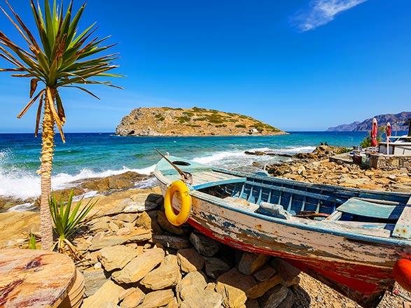 Crociera Creta(Grecia)