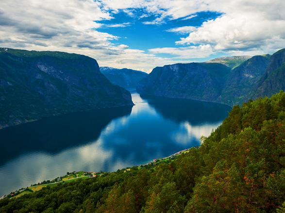 Crociera Flam(Norvegia)