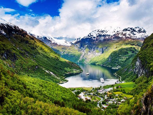Danimarca, Norvegia, Germania