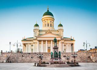 Crociera Helsinki(Finlandia)