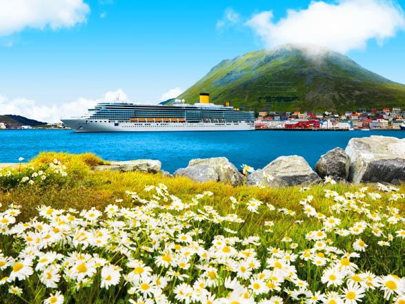 Crociera il regno della luce norvegia capo nord e isole for Cabina nelle montagne della carolina del nord