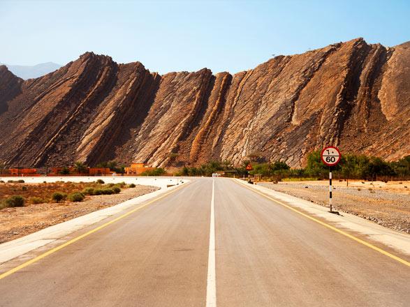 Crociera Khasab(Oman)