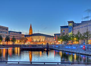 Crociera Kiel(Germania)