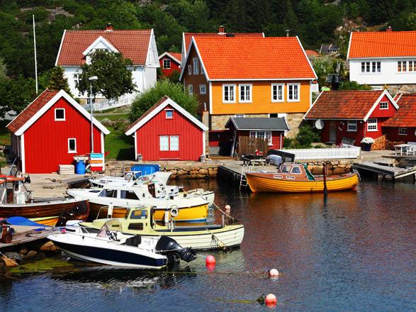 Crociera Kristiansand(Norvegia)