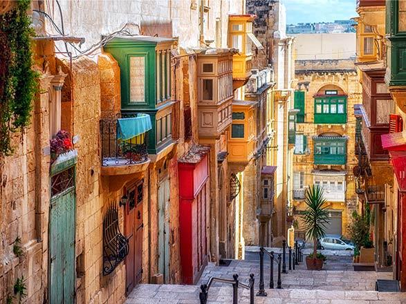 Malta, Spagna e...