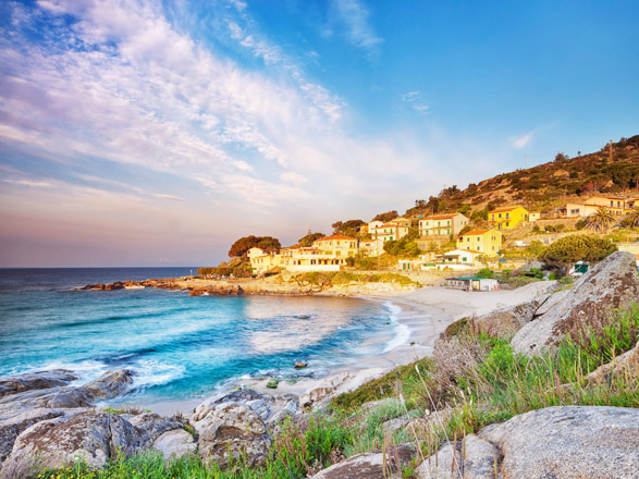 Francia, Maiorca e Ibiza