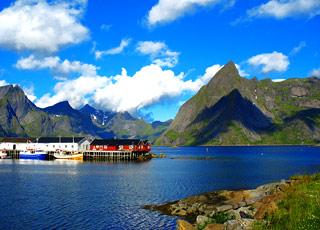 Crociera fiordi norvegesi isole svalbard e jan mayen 15 for Cabina nelle montagne della carolina del nord