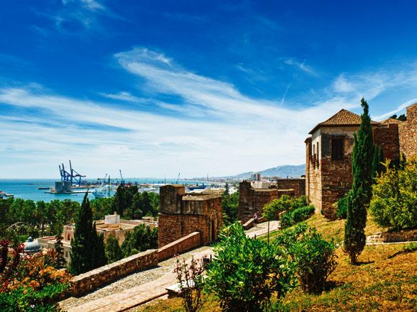 Crociera Malaga(Spagna)